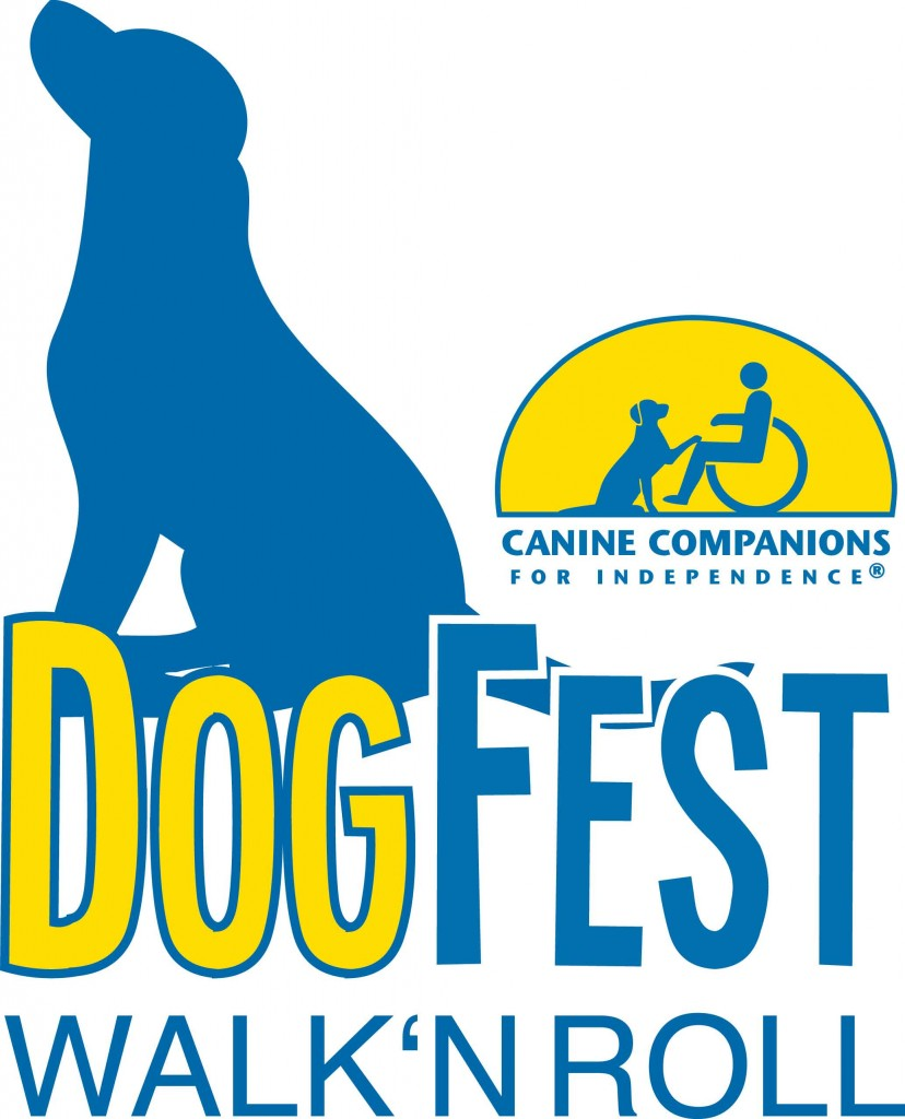 DOGFEST Logo Two Colors